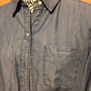 Athleta Tops - Athleta Bootjack button down shirt